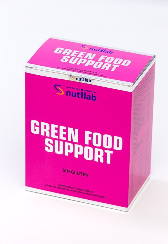 green food support